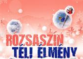 Rózsaszín téli élmény, üdülés Ausztriában az egész család részére a Manner-el
